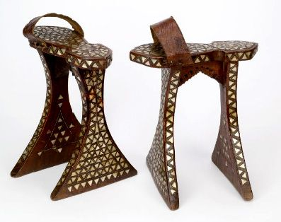 turksih stilted sandal